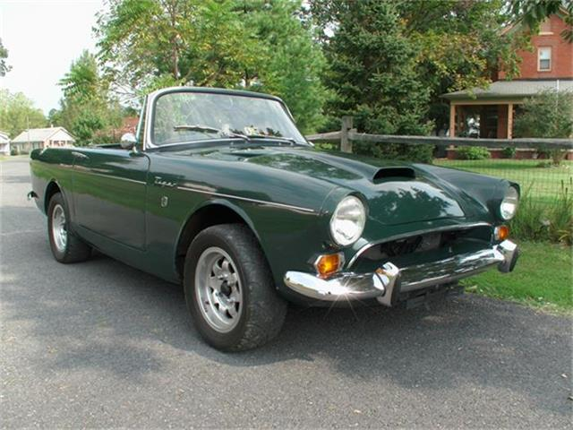 1965 Sunbeam Tiger | 737283