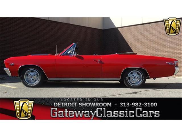 1967 Chevrolet Chevelle | 737377