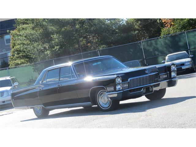 1968 Cadillac Sixty Special Fleetwood | 737394