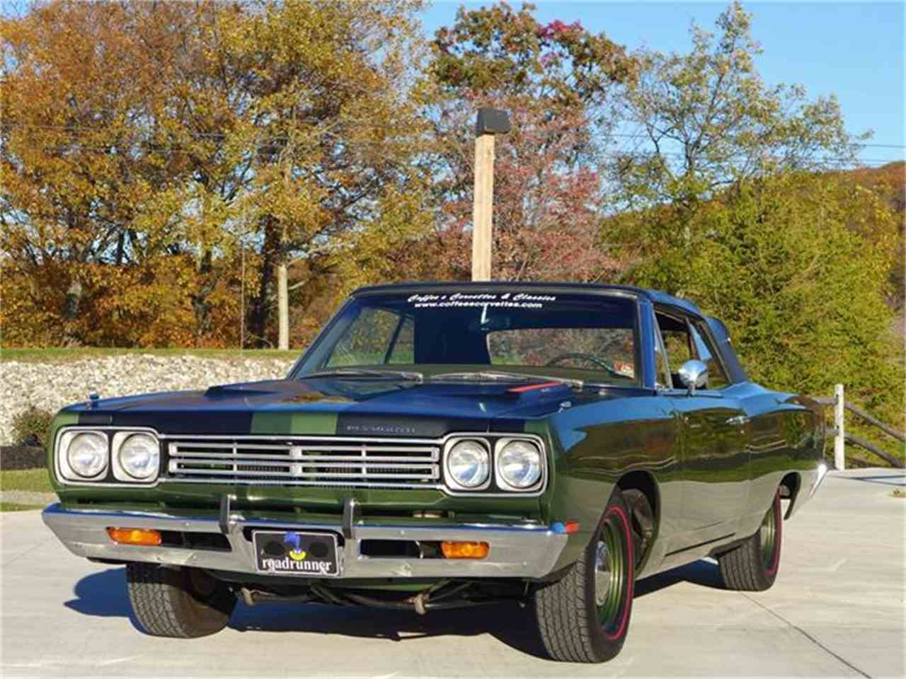 1969 plymouth road runner 737462
