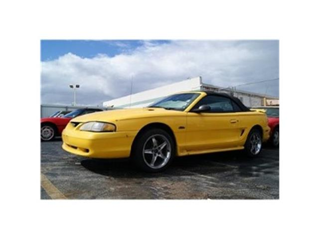 1998 Ford Mustang | 737529