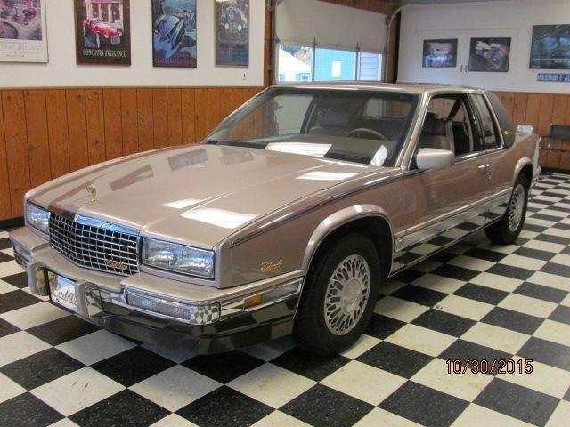1989 Cadillac Eldorado | 737552