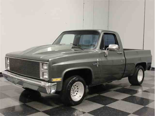 1987 Chevrolet C/K 10 | 730760