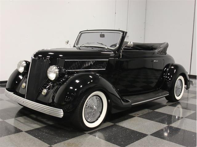 1936 Ford Cabriolet | 730762