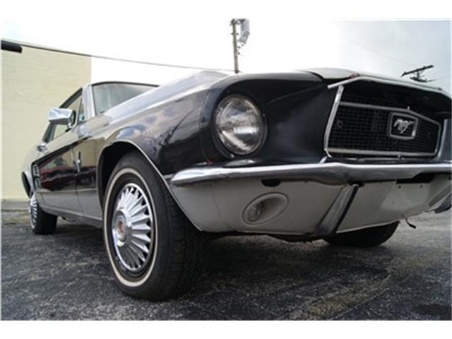 1967 Ford Mustang | 730777