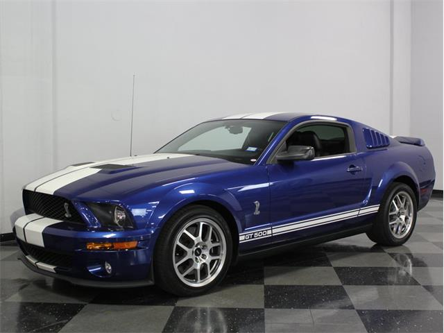 2007 Shelby GT500 | 730787