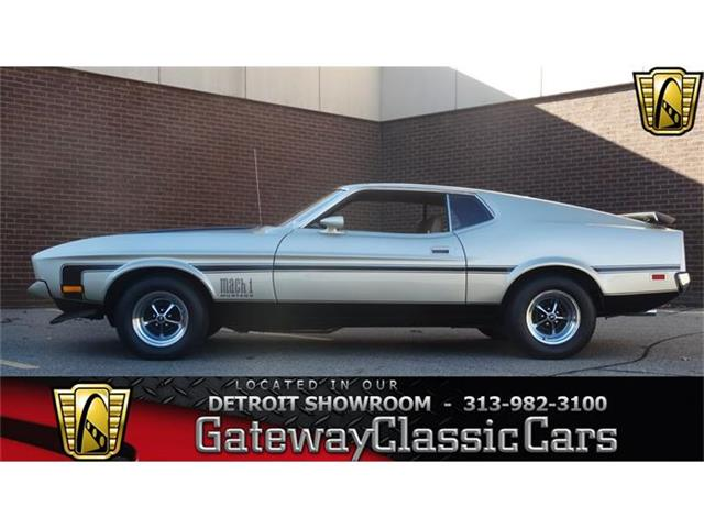 1971 Ford Mustang | 737877