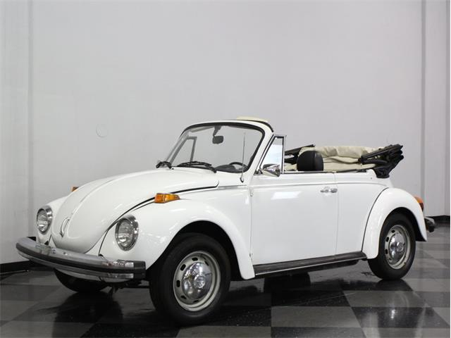 1978 Volkswagen Super Beetle Karmann | 730789