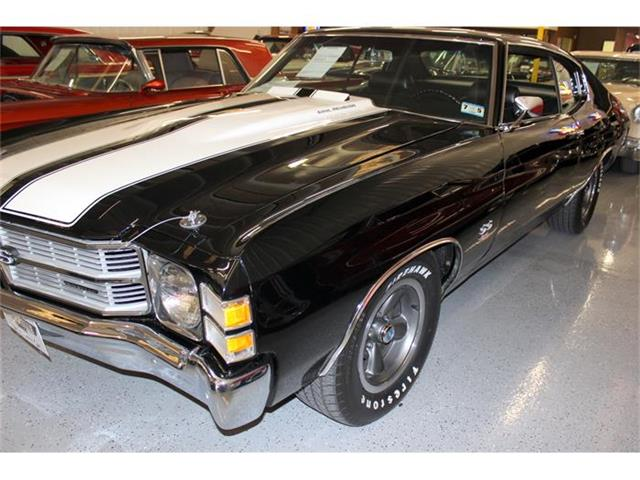 1971 Chevrolet Chevelle SS | 737905