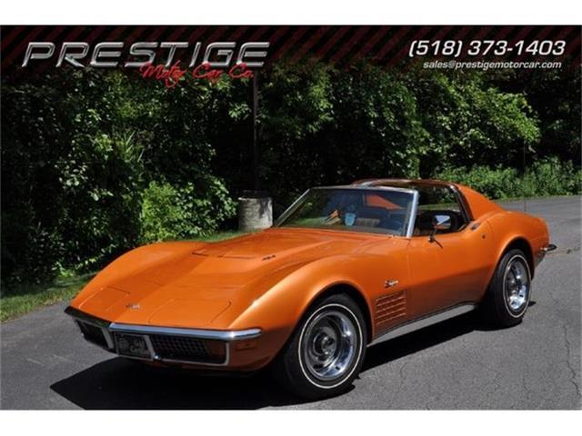 1972 Chevrolet Corvette | 737964