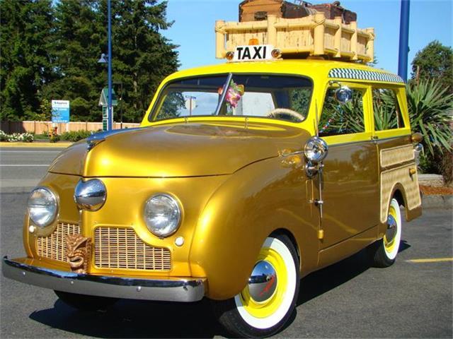 1948 Crosley Tiki Taxi | 737969