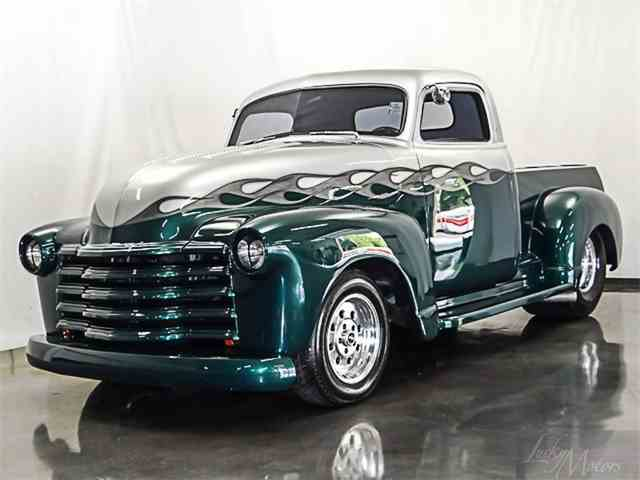 1952 Chevrolet Pickup   737983