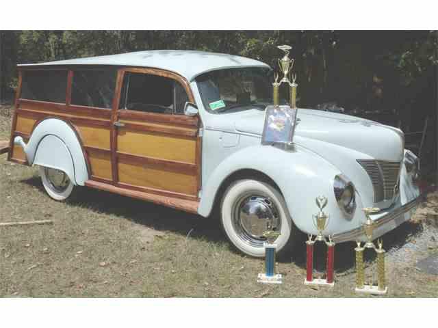 1973 Volkswagen Woody Wagon | 738055