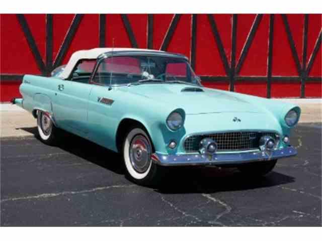 1955 Ford Thunderbird | 738062