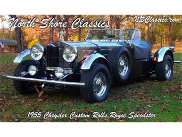 1955 Rolls-Royce Custom | 738062