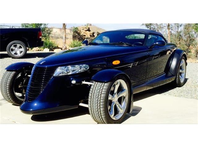 2001 Chrysler Prowler | 738064