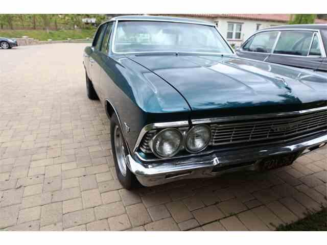 1966 Chevrolet Chevelle Malibu | 738075