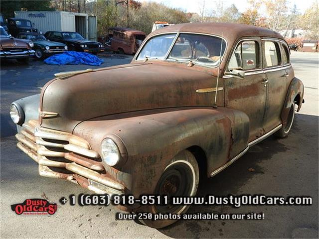 1948 Chevrolet Fleetmaster | 738092