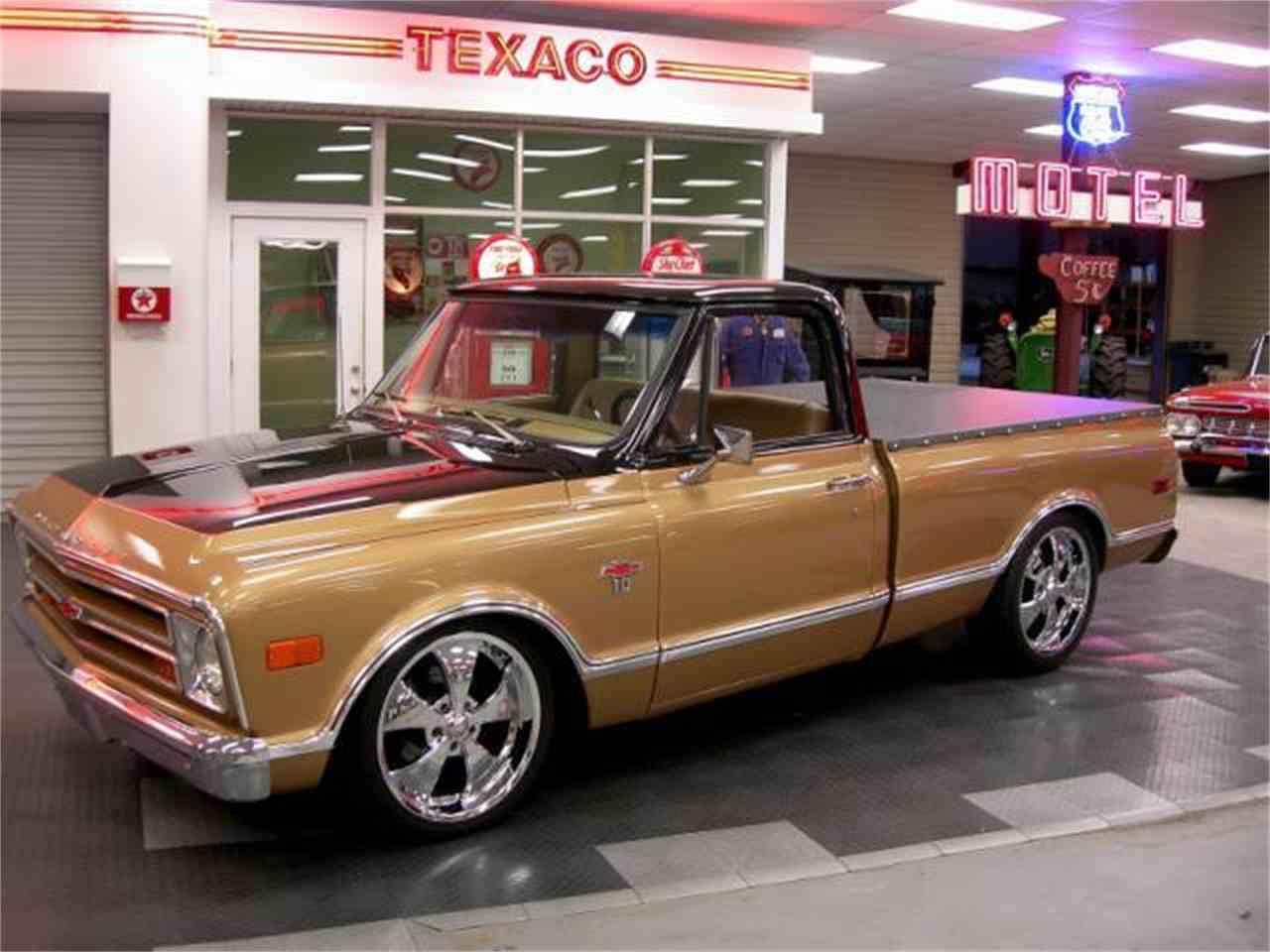 1968 Chevrolet C/K 10 for Sale - CC-738099