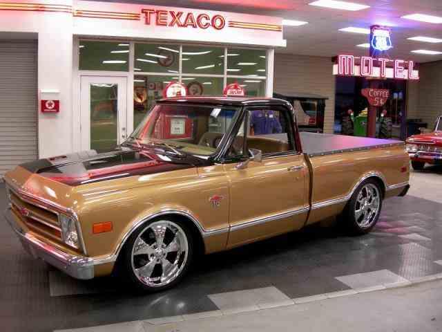 1968 Chevrolet C/K 10   738099