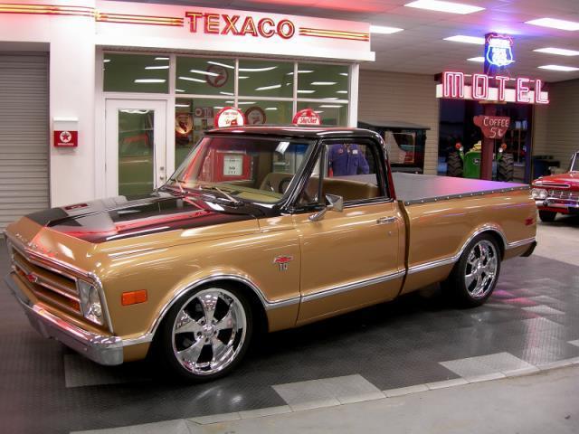 1968 Chevrolet C/K 10 | 738099