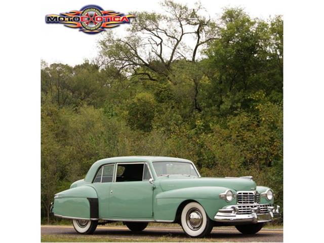 1948 Lincoln Continental | 738163