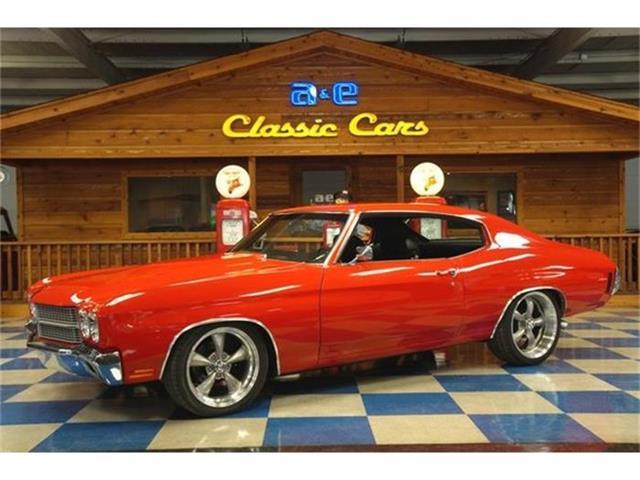 1970 Chevrolet Chevelle | 730818