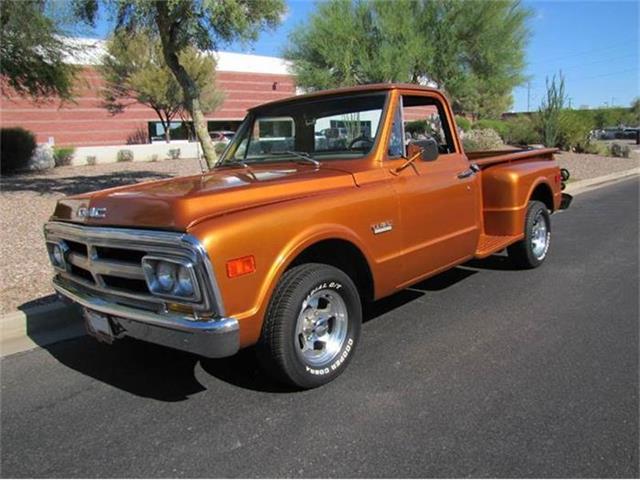 1970 GMC C/K 1500 | 738190