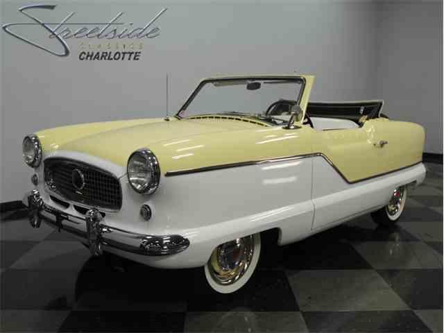 1959 Nash Metropolitan | 730821
