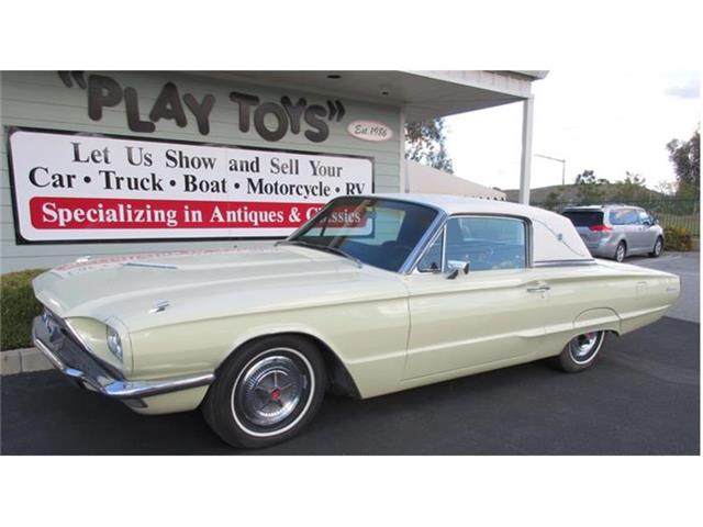 1966 Ford Thunderbird | 738210