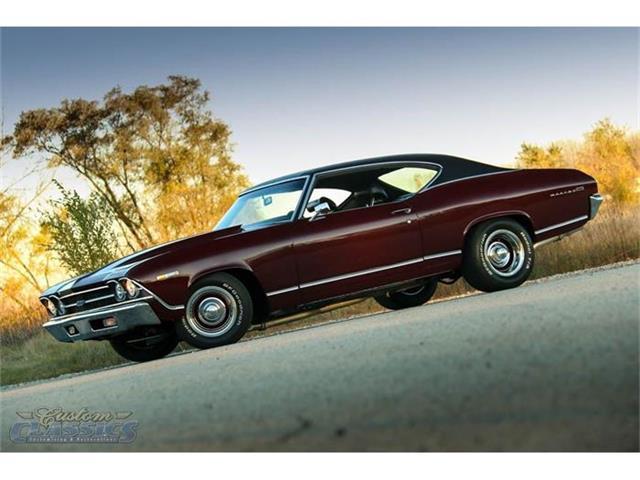 1969 Chevrolet Chevelle | 738229