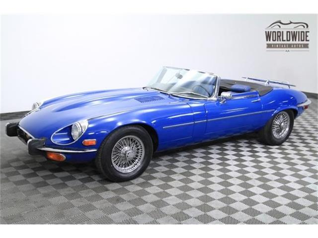 1973 Jaguar E-Type | 730825