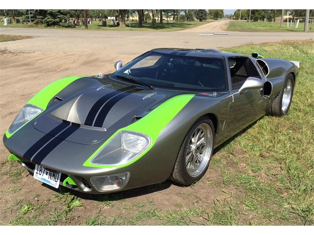 Classic Ford GT40 For Sale on ClassicCars.com - 6 Available
