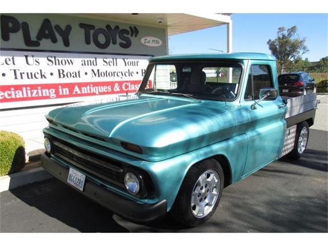 1966 Chevrolet Pickup | 738269