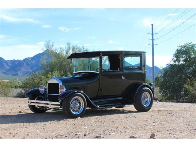 1926 Ford Tudor | 738314