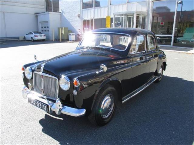 1963 Rover 110 Mark I   738324