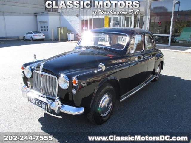1963 Rover 110 Mark I | 738324