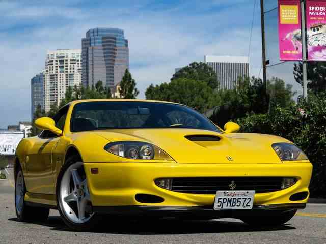 1999 Ferrari 550 Maranello | 738333