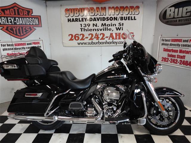 2014 Harley-Davidson® FLHTK - Electra Glide® Ultra Limited | 738356