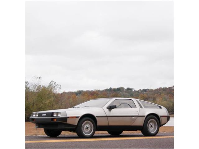 1981 DeLorean DMC-12 | 738411