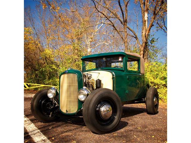 1931 Ford Model A Sport Coupe | 738412