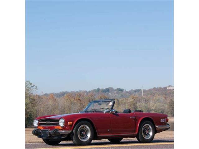 1974 Triumph TR6 | 738413