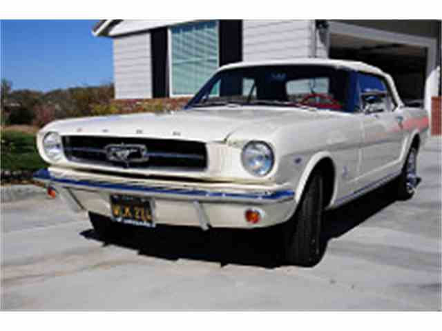 1964 Ford Mustang | 738560