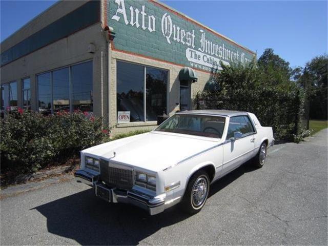 1984 Cadillac Eldorado | 738600