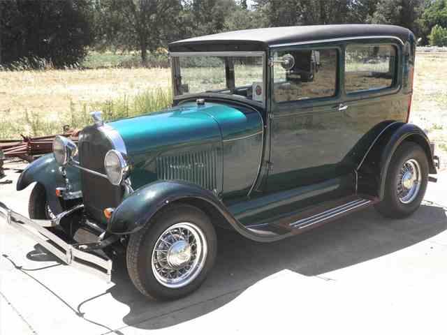 1929 Ford Tudor | 738608