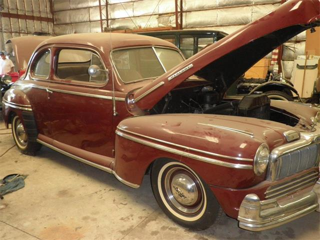 1947 Mercury 4-Dr Sedan | 738609