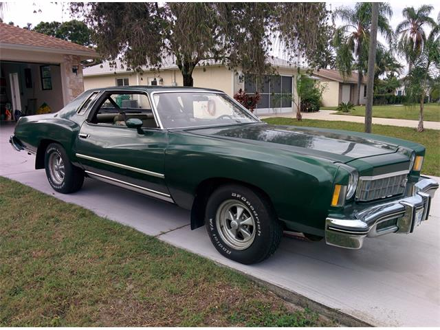 1975 Chevrolet Monte Carlo Landau | 738641