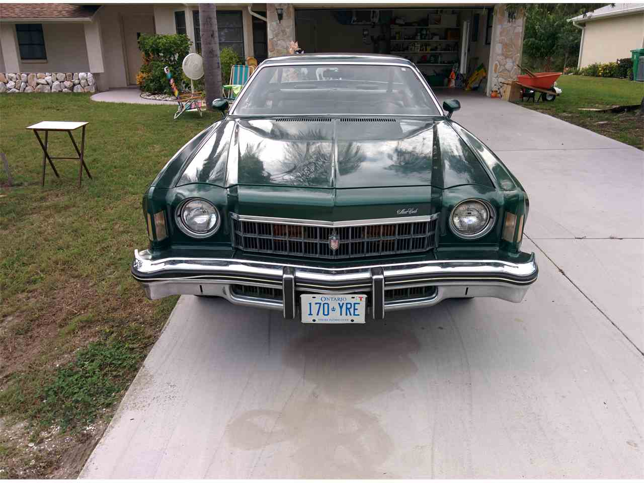 Large Picture of '75 Monte Carlo Landau - FTXT