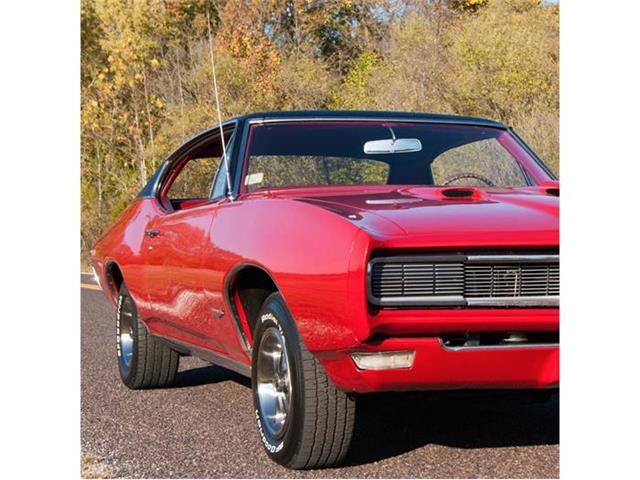 1968 Pontiac GTO | 738648