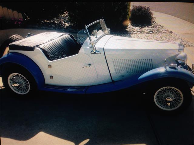 1952 MG TD | 738651